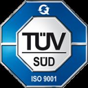TUV-SUD-ISO9001